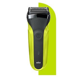 Aparat za brijanje Braun 300S zeleni