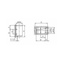 Bojler Gorenje GBFU80SIM - okomito ili horizontalno postavljanje