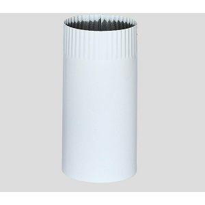 Cijev dimovodna emajlirana 120/250mm bijela