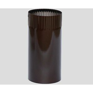 Cijev dimovodna emajlirana 120/250mm smeđa