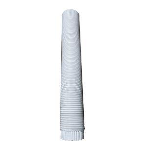 Crijevo za napu 100mm bijela 2.4m