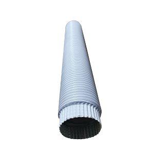 Crijevo za napu 120mm bijela 2,4met