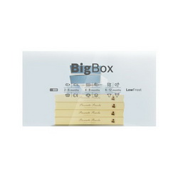 Hladnjak Bosch KGE36AI42 - A+++