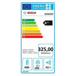 Hladnjak Bosch KGN56HI3P - NoFrost 70cm