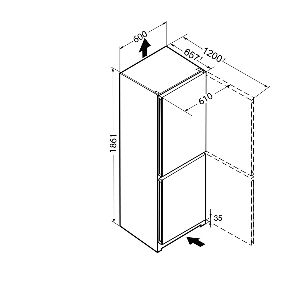 Hladnjak Liebherr CNel4313 Comfort A++