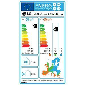 Klima LG S12EQ