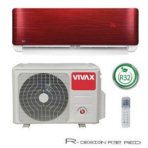 Klima Vivax ACP-12CH35AERI RED - inv. 3.81kW