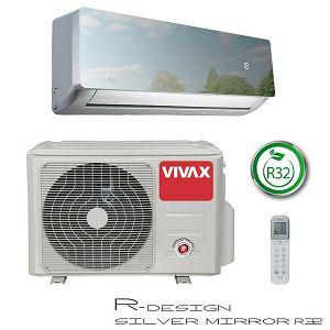Klima Vivax ACP-12CH35AERI Silver Mirror - inv. 3.81kW