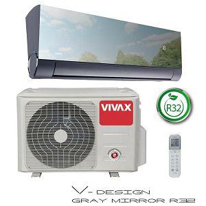 Klima Vivax ACP-12CH35AEVI GRAY MIRROR