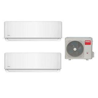Klima Vivax ACP-21COFM60AERI +2X ACP-12CH35AERI/I2 DUAL