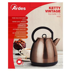 Kuhalo vode Ardes AR1K50