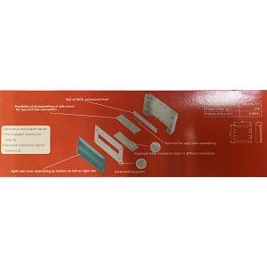 Kutija za osigurače nadžbukna 24 osigurača