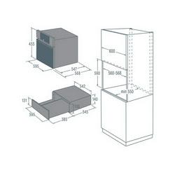 Ladica grijana Gorenje UWD1400X