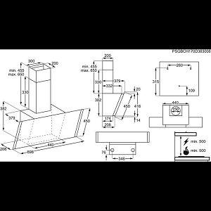Napa Electrolux EFV90657OK