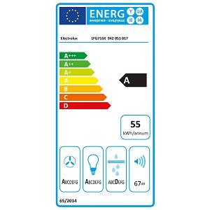 Napa Electrolux LFG716X H2H (580m3/h)