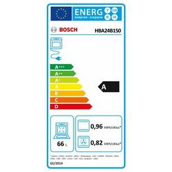 Pećnica Bosch HBA24B150