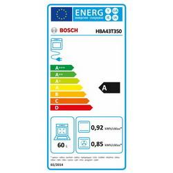 Pećnica Bosch HBA43T350