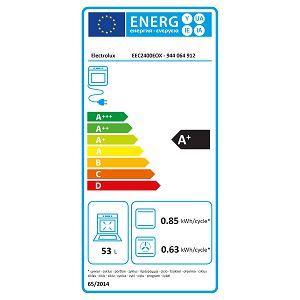 Pećnica Electrolux EEC2400EOX - piroliza