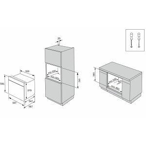 Pećnica Gorenje BO7530CLB - Retro