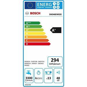 Perilica posuđa Bosch SMS46EW02E