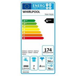 Perilica rublja Whirlpool TDLR70220
