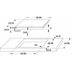 Ploča Gorenje IT614X - indukcija
