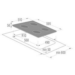Ploča Gorenje IT635X - indukcija