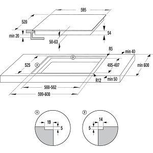 Ploča Gorenje IT640BSC