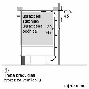Ploča Siemens ED651FSB1E - indukcija