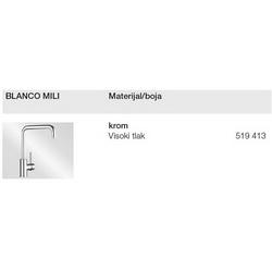 Slavina BLANCO MILI VT krom