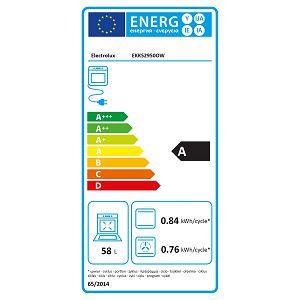 Štednjak Electrolux EKK52950OW - električna pećnica
