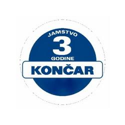 Štednjak Končar SE5640TK3