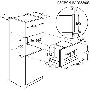 Ugradbeni aparat za kavu Electrolux KBC65Z