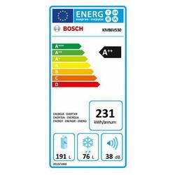 Ugradbeni hladnjak Bosch KIV86VS30 - LowFrost