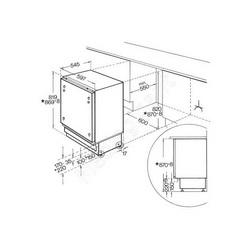 Ugradbeni hladnjak Whirlpool ARG585/A+ - podpultni