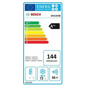 Ugradbeni zamrzivač Bosch GIV11AF30 - LowFrost