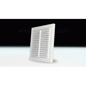 Ventilacijska rešetka Dospel D210RW 208x208mm