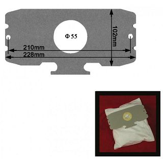 Vrećice Corona 6006 TIP20