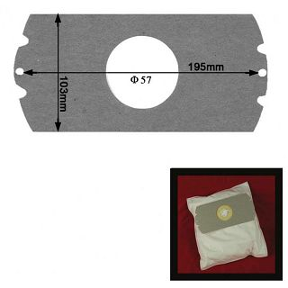 Vrećice Corona Compact/2000 TIP04