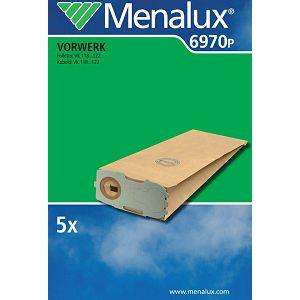 Vrećice Vorwerk Menalux 6970P VK118, 119, 120, 121, 122