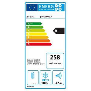 Zamrzivač Electrolux EUF2047AOW NoFrost