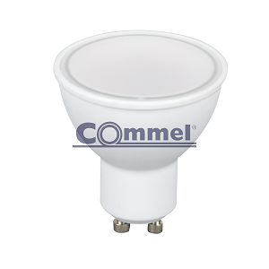 Žarulja LED Commel 3W GU10 3000K