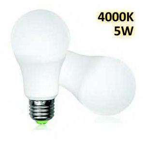 Žarulja LED S11-A60 5W E27 4000K-400lm