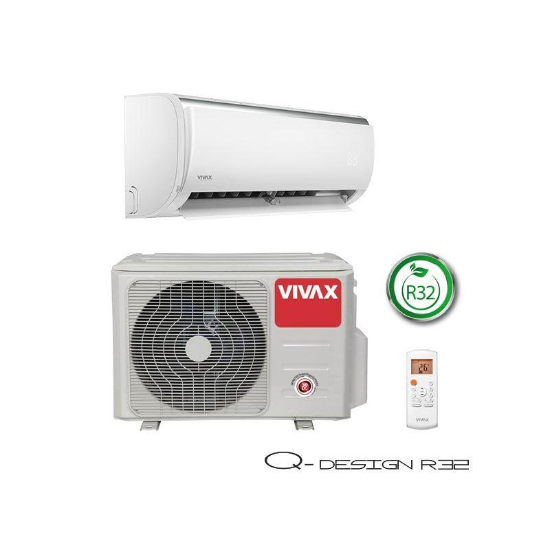 Klima Vivax ACP-12CH35AEQI - 3,81 kW