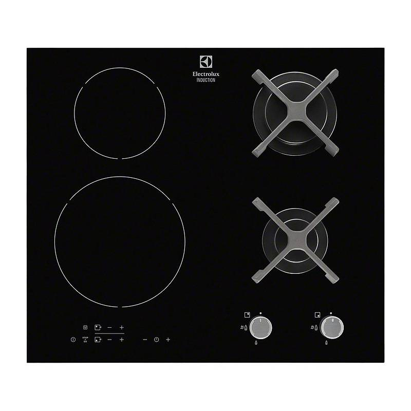 Ploča Electrolux EGD6576NOK – plin + indukcija