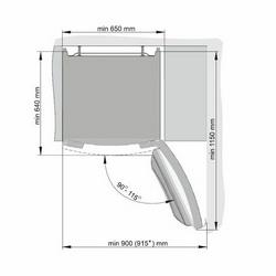 Hladnjak Gorenje RF60309OCH - Retro