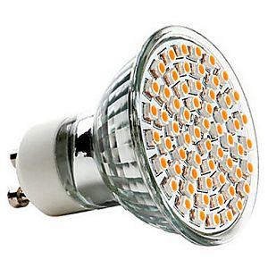Žarulja LED 60SMD 3,5W GU10 4000K-250lm